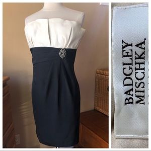 Badgley Mischka Cocktail Dress
